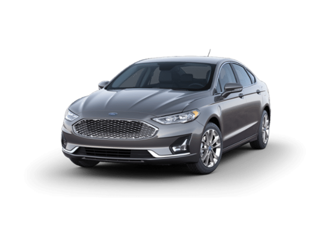 New 2019 Ford Fusion Energi Energi Titanium Sedan Front-Wheel Drive (F Pottstown